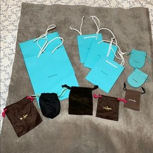 Variety of Authentic Bags Bags